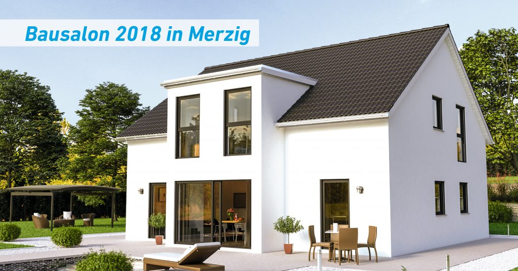 Bausalon Messe 2018 in Merzig