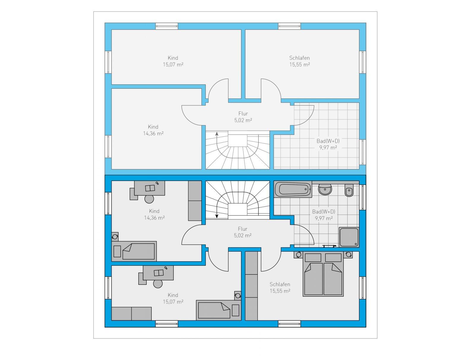 40 Duplex 124 OG