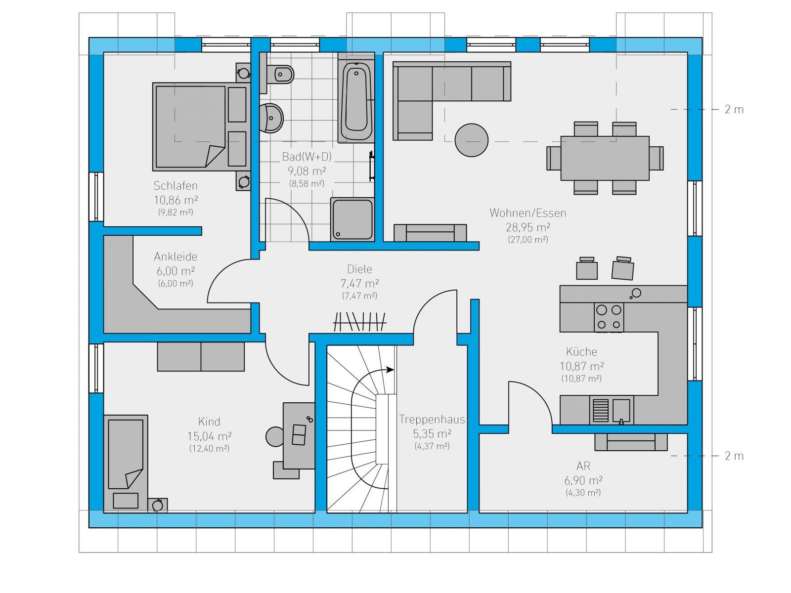 41 Duplex 205 DG