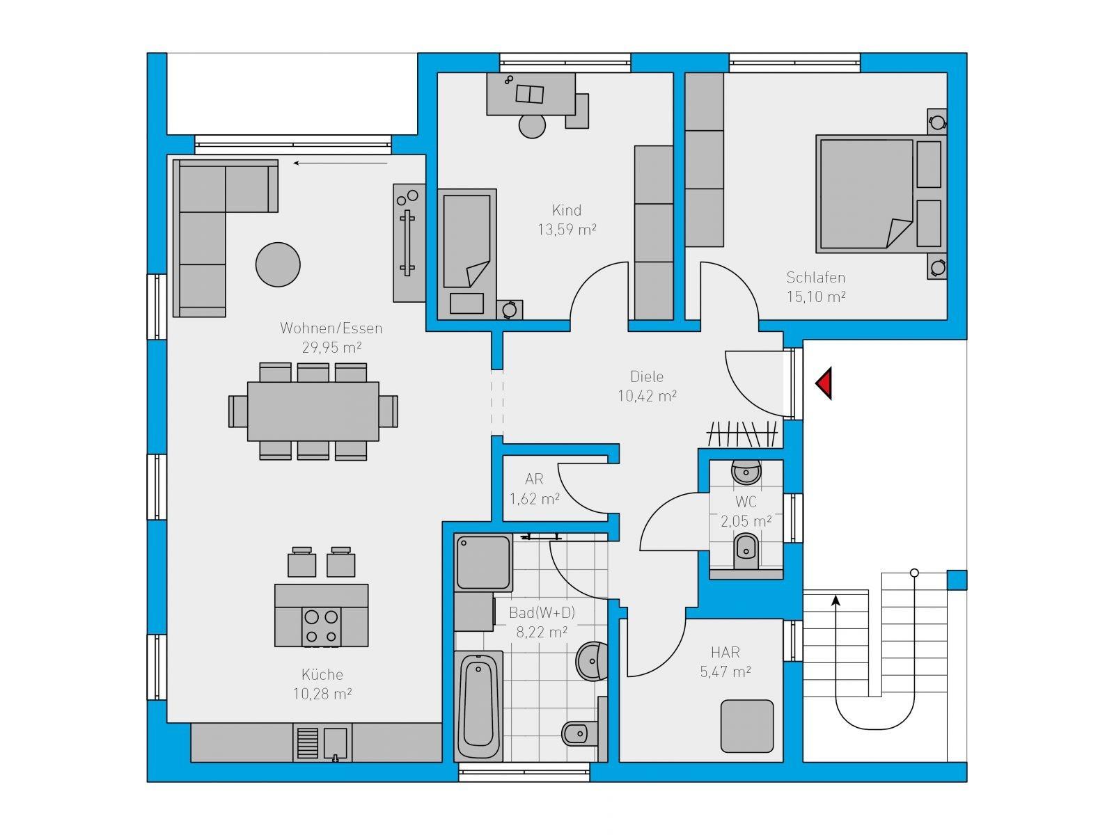 42 Duplex 208 EG