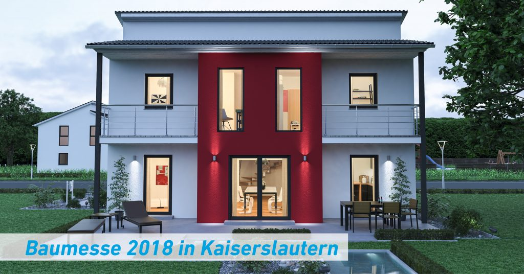 Baumesse 2018 in Kaiserslautern