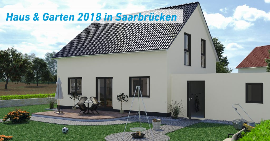Haus & Garten Messe 2018 in Saarbrücken