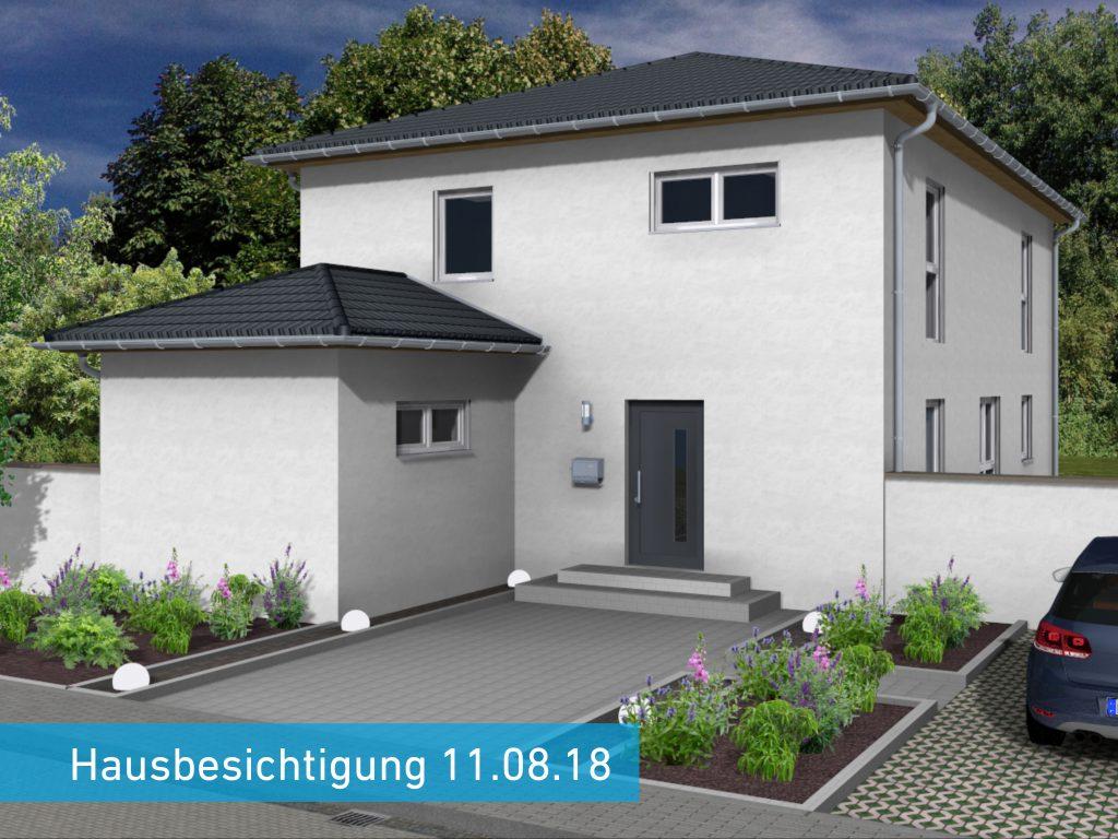 Hausbesichtigung in Schönenberg-Kübelberg