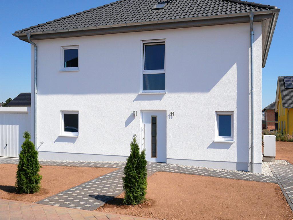 Hausübergabe in Bad Kreuznach-Ippesheim