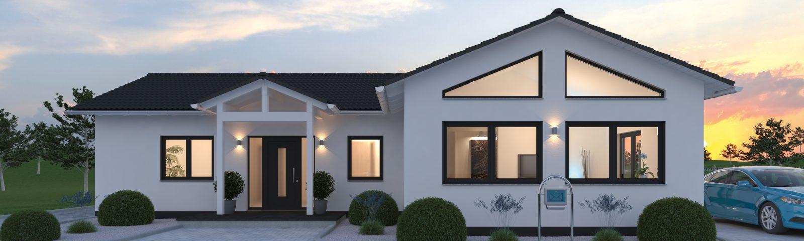 Massivhaus oder KfW Haus im Saarland bauen | Spektral Haus