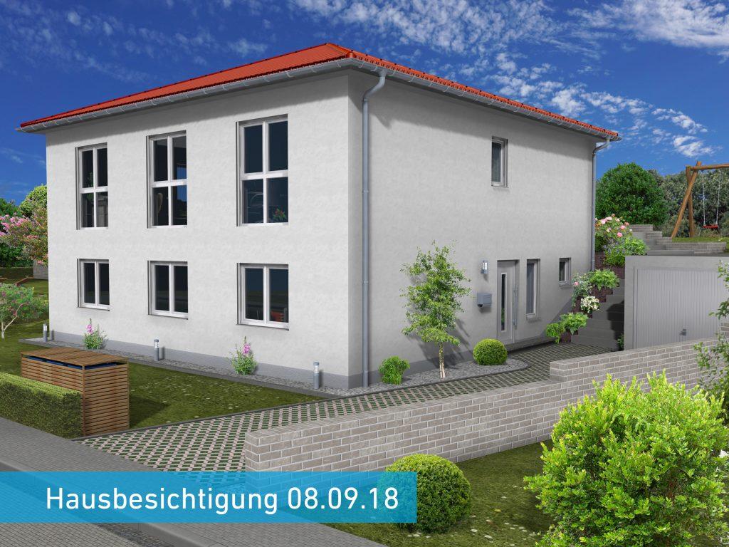 Hausbesichtigung in Ottweiler