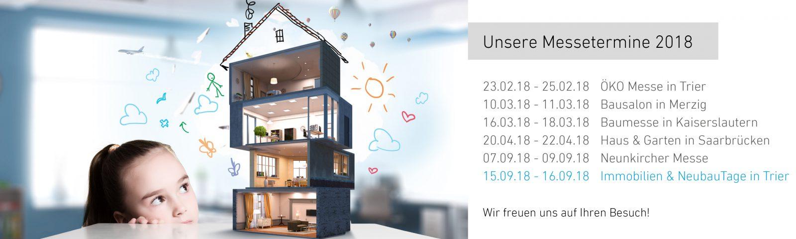 Faszinierend Hausbau Kosten Kalkulieren Dekoration Von Messetermine 2018