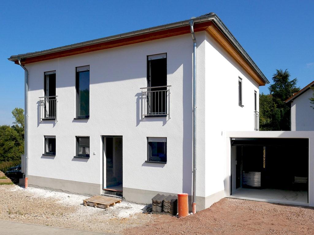 Hausübergabe in St. Ingbert - Sengscheid