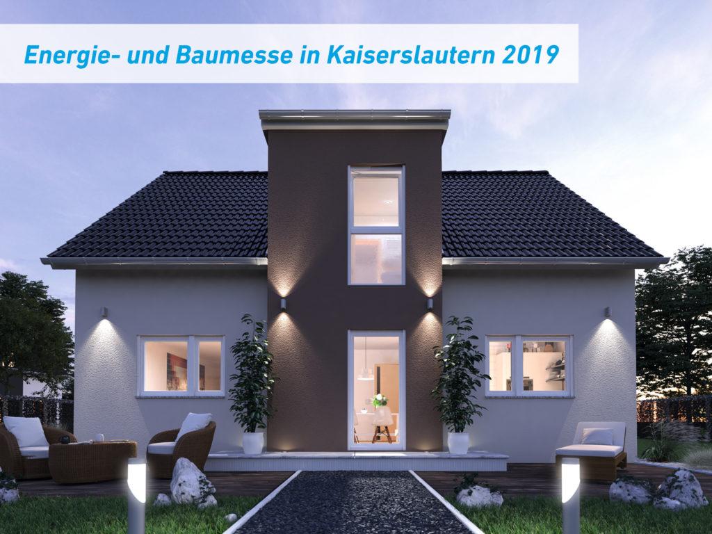 Energie- und Baumesse in Kaiserslautern