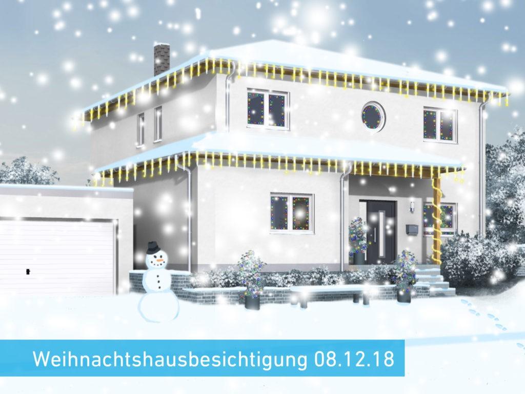Weihnachtshausbesichtigung in Bexbach