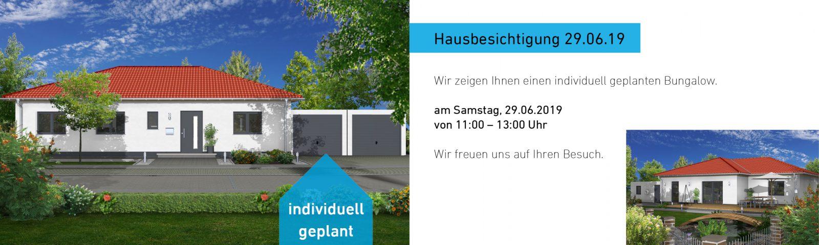 Hausbesichtigung in Mandelbachtal