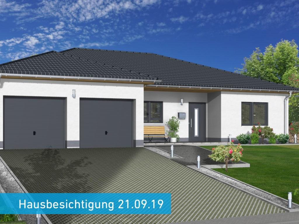 Hausbesichtigung in Neunkirchen