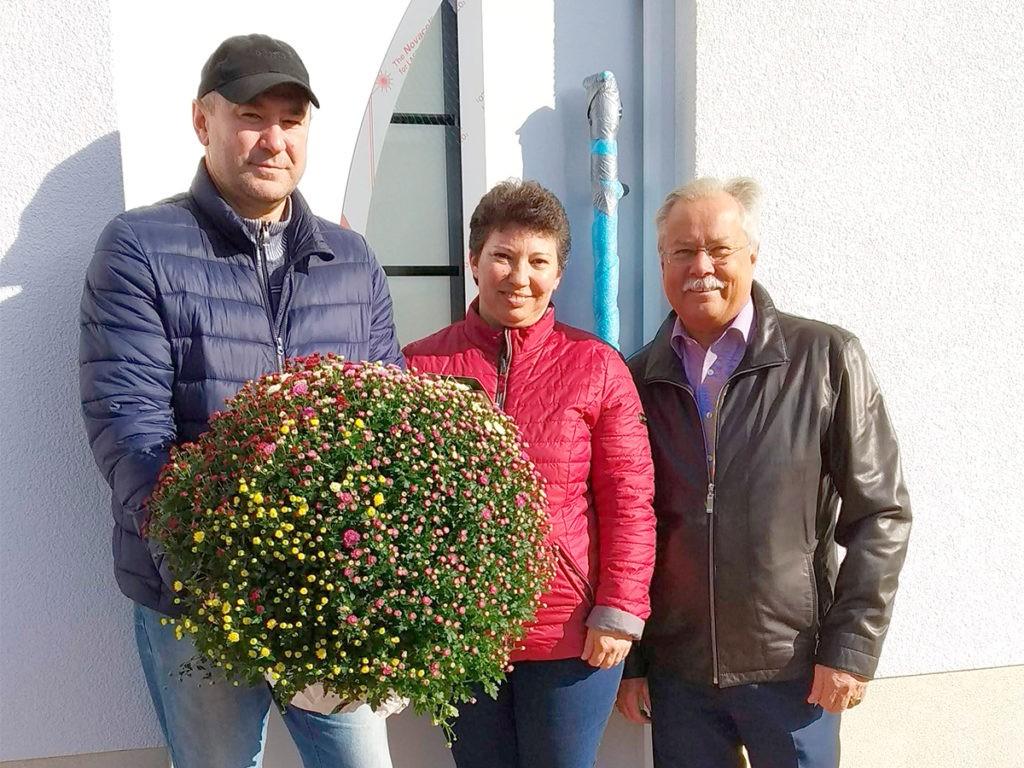 Hausübergabe in Bad Kreuznach