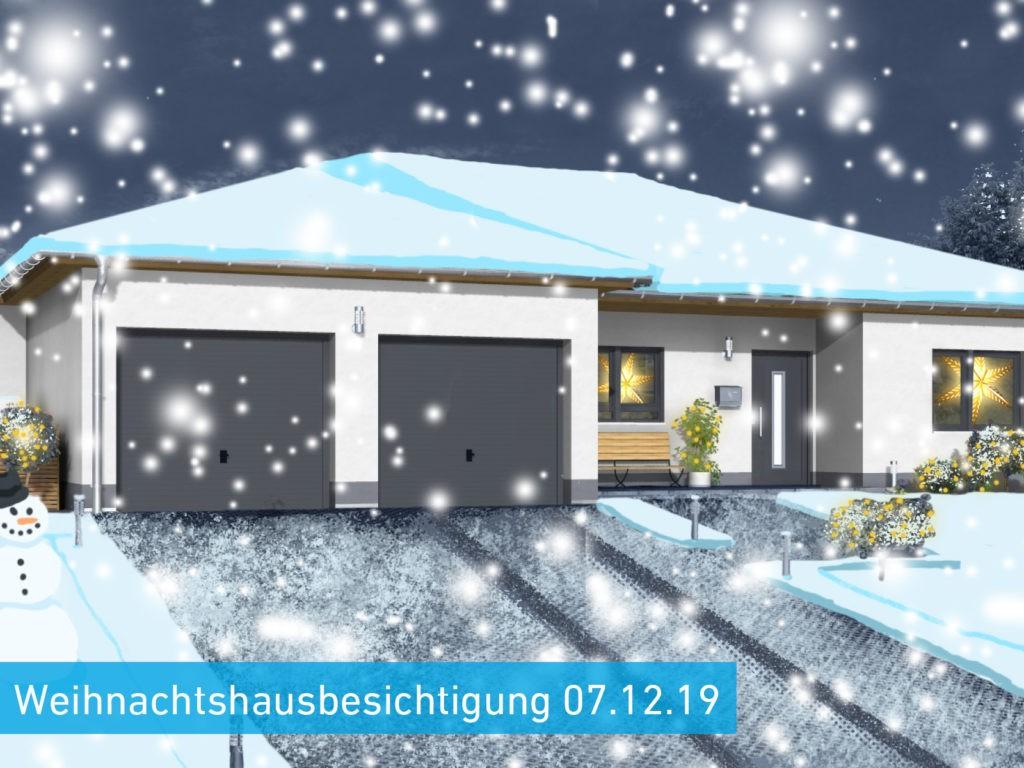 Weihnachtshausbesichtigung in Neunkichen